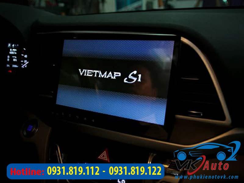 Màn hình DVD android 4G cho xe Hyundai Elantra